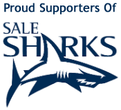Supporters of Sale Sharks