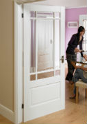 Internal Solid White Primed Doors