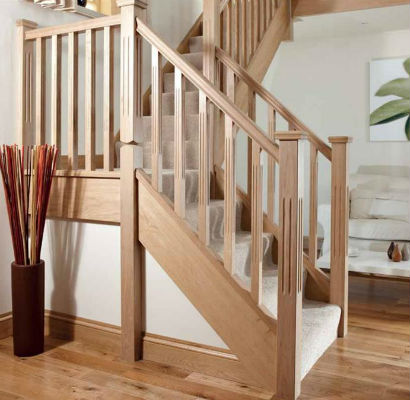 Stair Parts Atlantic Timber