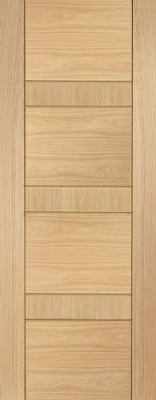 Internal Latina Oak Door