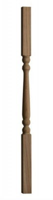 Oak Colonial Spindle 41mm x 41mm x 895mm