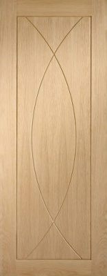 Internal Pre-finished Pesaro Oak Door
