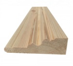 Victorian Style Architrave Pine 100mm x 32mm