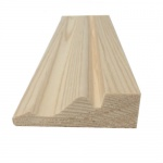 Ogee Architrave Pine 70mm x 21mm