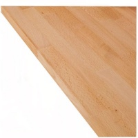 Solid Natural Beech Worktop