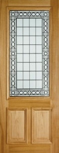 External Oak Creedmore Door
