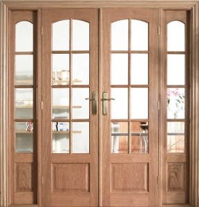 Internal Oak W6 Room Divider