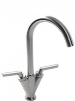 Moselle Twin Lever Mixer Tap