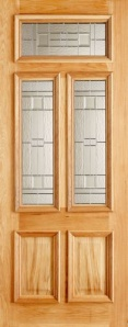 Oak Danielle Elegant Door
