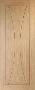 Internal Verona Oak Fire Door