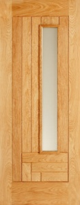 External Oak Vigo Door