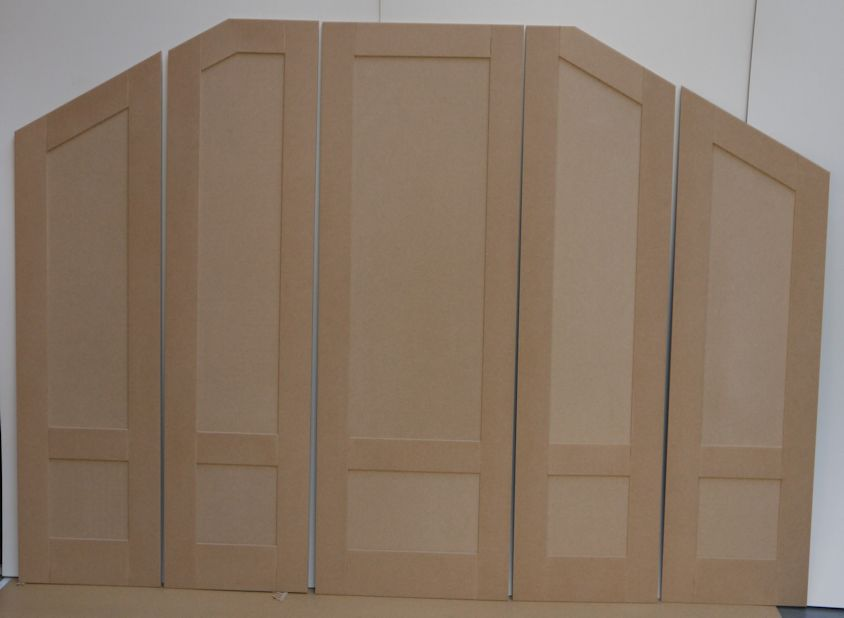 Made to Measure Cabinet Doors - Atlantic Timber