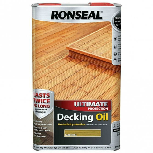 Ronseal Fence and Decking