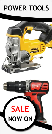 Power Tools Sale Now On