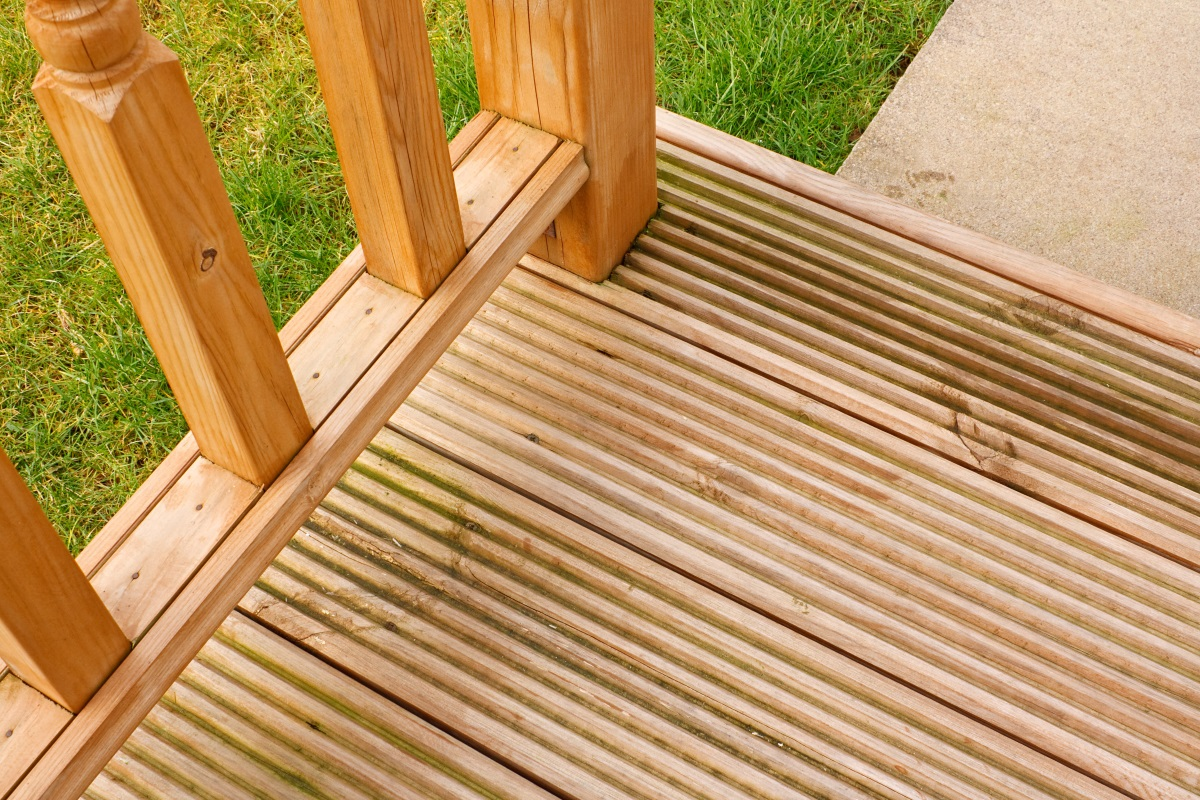 Which type of decking is best for your garden?