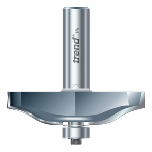 Trend Bearing guided ogee panel cutter