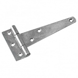 4'' Light Tee Hinge Zinc Plated (Pair)