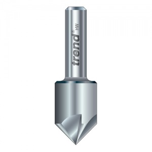 Trend Rose countersink 12.5mm countersink diameter