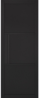 Internal Primed Black Tribeca Door