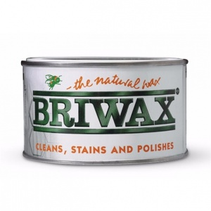 Briwax Natural Wax Wood Finish - Cleans, Stains and Polishes