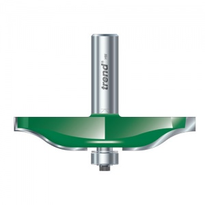 Trend Ogee panel mould cutter 22mm radius 86mm diameter