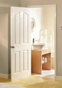 Internal White Moulded Doors