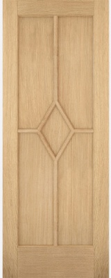 Internal Pre-Finished Oak Reims Door