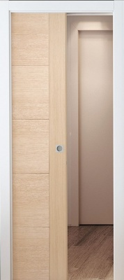 Single Pocket Door