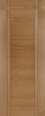 Internal Pre-finished Oak Capri Door