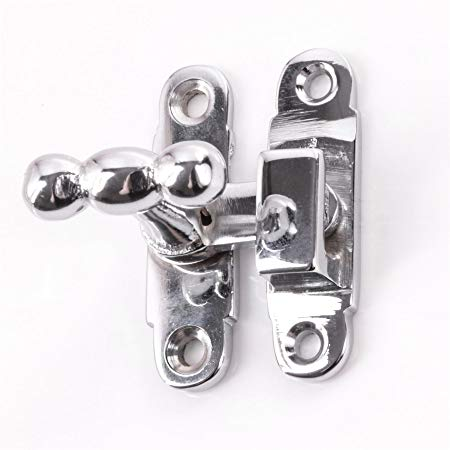 Showcase Latch Chrome