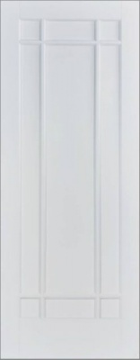 Internal Primed White Manhattan Solid Door