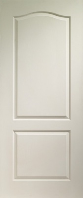 Internal White Moulded Classique 2 Panel