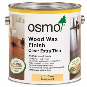 Osmo Wood Wax Clear Finish