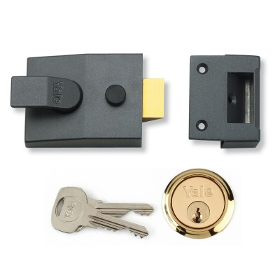 Yale Security Latch
