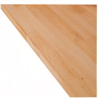 Solid Natural Beech Worktop 40mm Thick