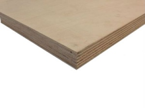 Birch Plywood 2440mm x 1220mm (8' x 4') BB/BB Grade