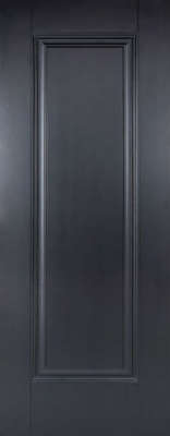 Internal Primed Black Eindhoven Door