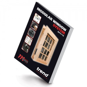 Trend Modular Window System Catalogue