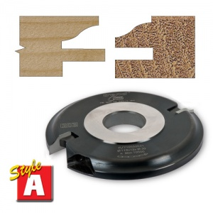 Trend Style A Ogee 4mm Groove 30mm Bore