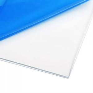 Crysta-Glas Clear Acrylic Sheet 2mm Thick (Lightweight)