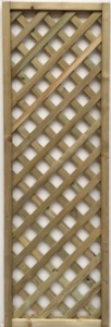 Diamond Lattice Panels