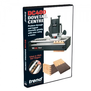 Trend DVD DC400 dovetail centre