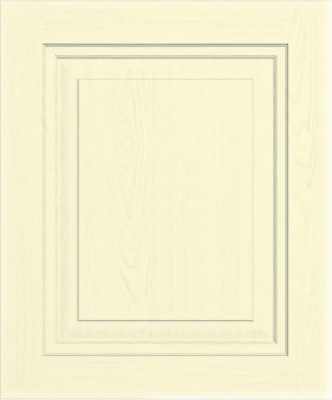Glebe Painted Alabaster Solid Timber Shaker Style Doors
