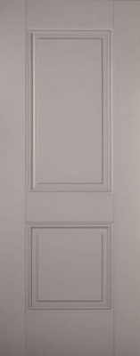 Internal Primed Grey Arnhem Door