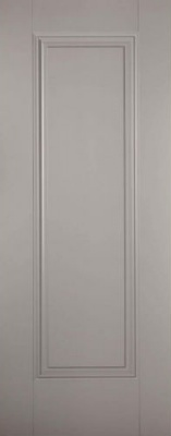 Internal Primed Grey Eindhoven Door