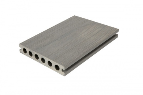 Gronodec Premier Plus Composite Decking Board 3.6m - Grey