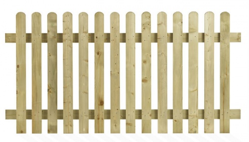 Henley Picket Fence Panel 1800mm x 900mm
