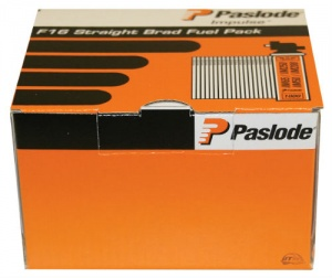 PASLODE 16G 38mm GALVANISED STRAIGHT BRAD FUEL PACK
