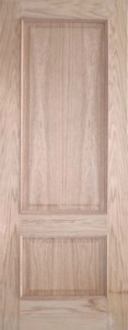 Internal Oak Iris Door