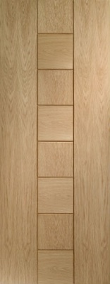 Internal Oak Messina Door